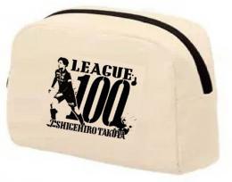 【受注販売】重廣選手 Jリーグ通算100試合出場記念 ファスナーポーチ
