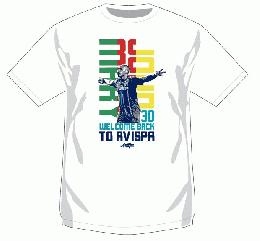 【受注商品】WELCOME BACK ジョンマリ Tシャツ(ホワイト)