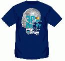 【受注商品】WELCOME BACK ジョンマリ Tシャツ(ネイビー)